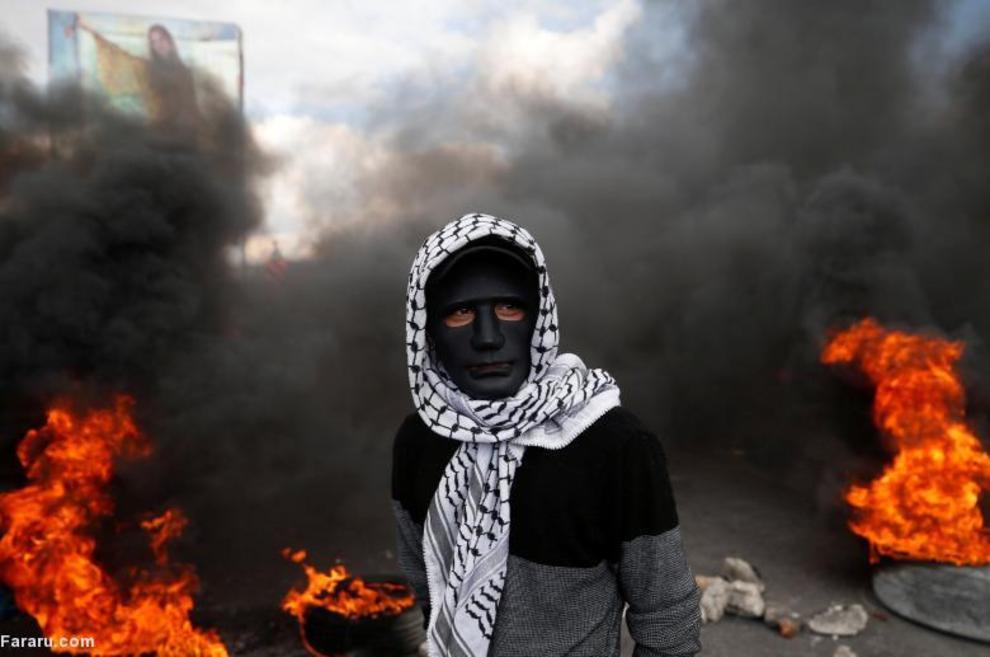 درگیری خشونتآمیز صهیونیستها با فلسطینیها