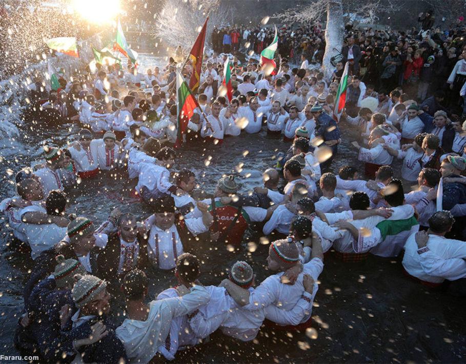 جشن در بلغارستان