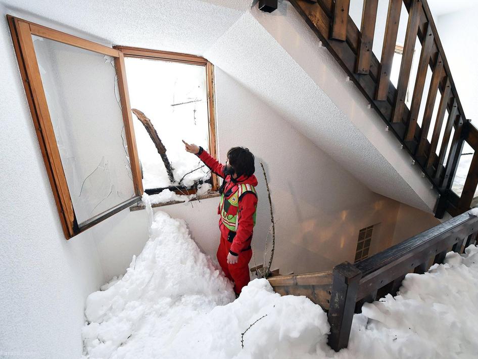 اولین اسکیت روی یخ هلندیها در سال جاری. (گتی ایماژ)