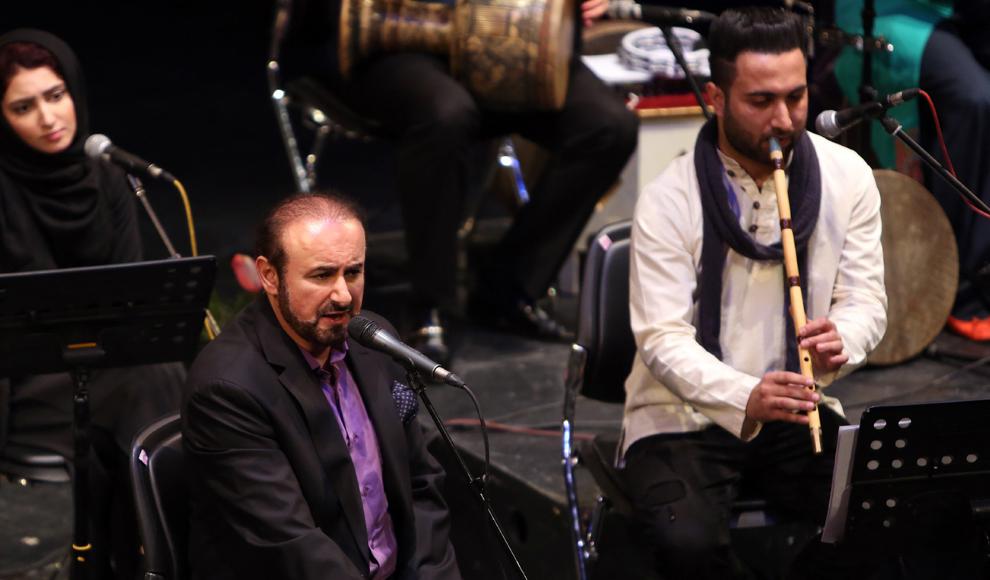 دومین جشنواره اکروباسی کشور در جزیره قشم. (اصغر بشارتی/ مهر)