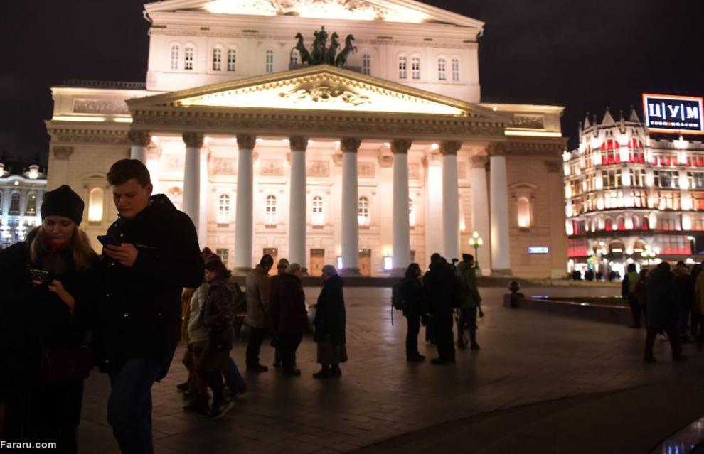 تئاتر بالشوی در مسکو 2017