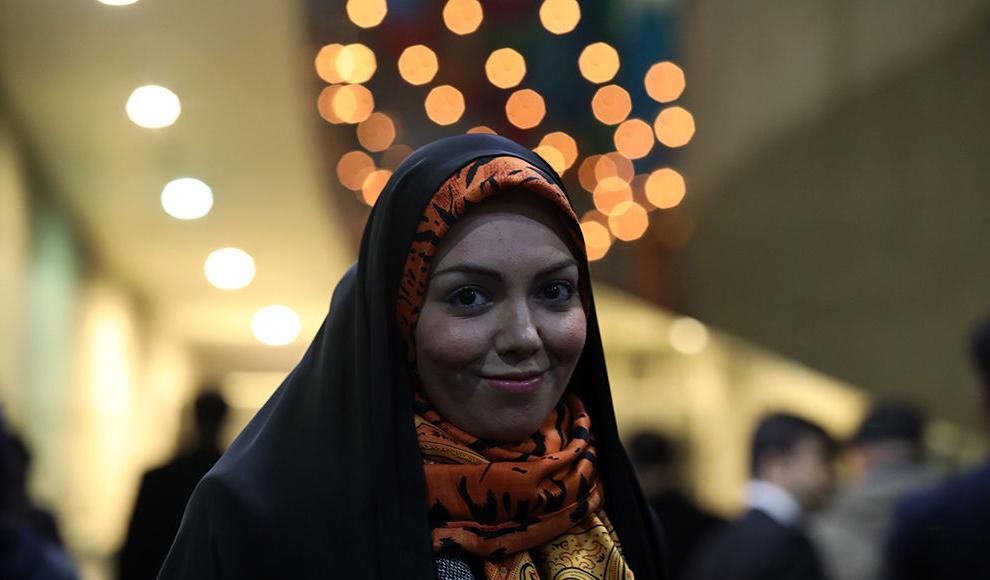 سومین روز جشنواره فیلم فجر با نشست خبری فیلم لاتاری. (مجید حق دوست/ مجید عسگری پور(. مهر