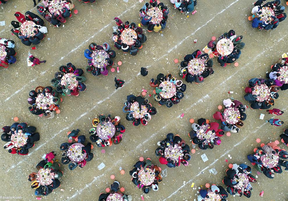 سلفی در حاشیه اجلاسی در دبی. (ای پی)