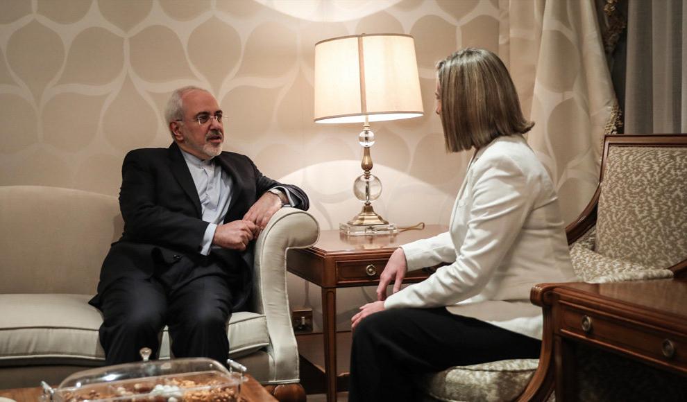 دیدار وزرای خارجه ایران و کویت. (مجید عسگری پور/مهر)
