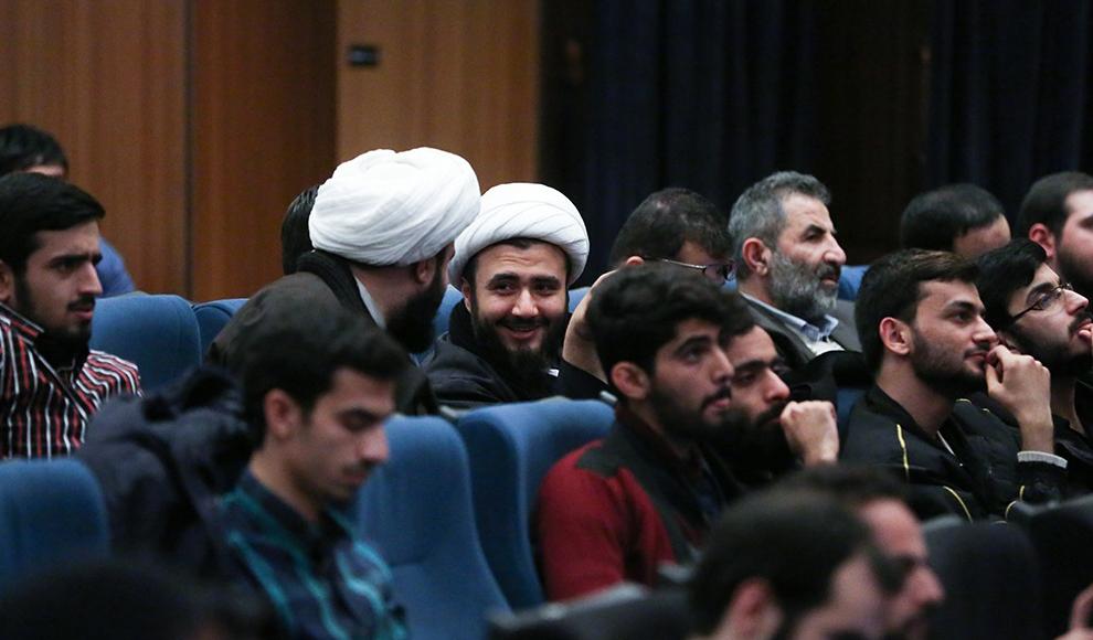 اولین کنگره شهدای مدافع حرم دانشجو. (محسن عطایی/فارس)