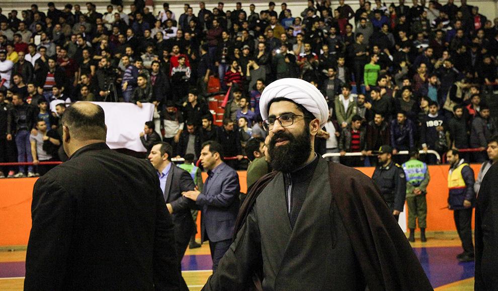 اکران مردمی فیلم سینمایی بدون تاریخ،بدون امضا. (سجاد احمدی مجد/سینما تیکت)