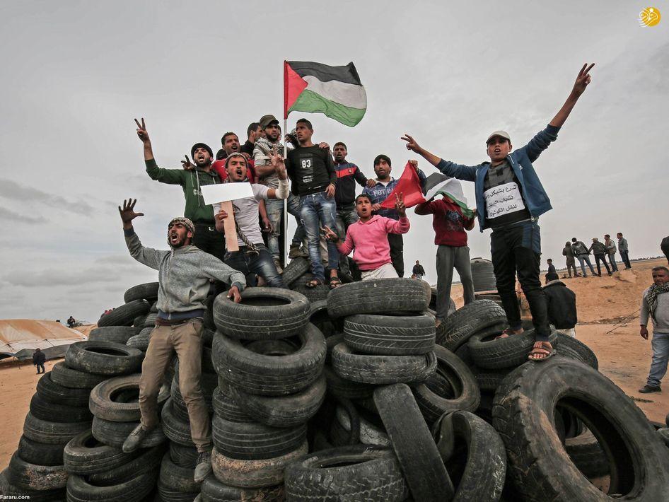 تظاهرات راستگرایان افراطی در کی یف. (ای پی)