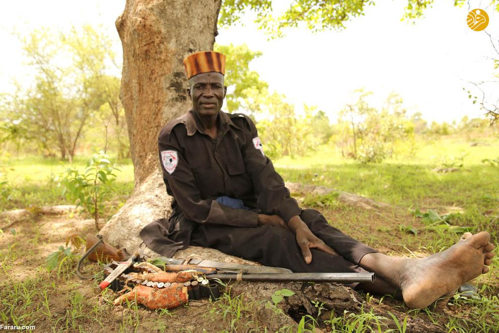 بوکر جمتا فرمانده عایشه در سال ۲۰۱۷ توسط بوکوحرام به قتل رسید