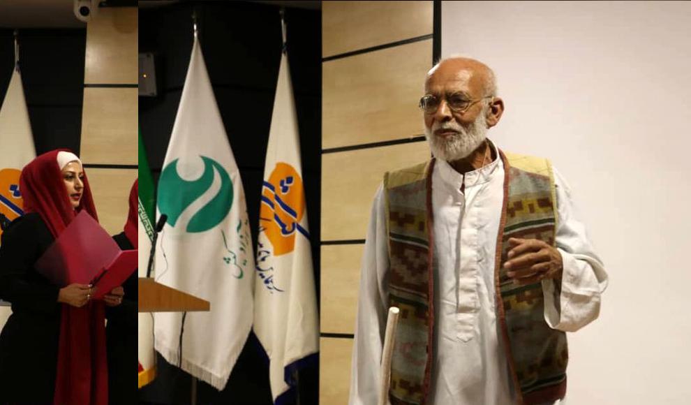 غبار روبی مساجد - اهر. (عکاس: پرویز گلی زاده)