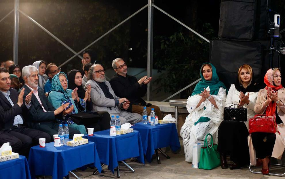 (تصاویر) هنرمندان در جشن بزرگداشت پیوند اعضا