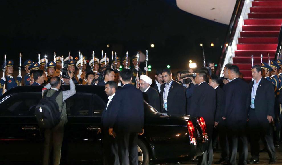 حضور مسئولان نظام در روز جهانی قدس. (مهر، فارس)