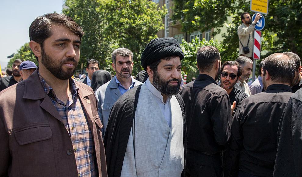 راهپیمایی روز جهانی قدس در تهران، (ایرنا، مهر، باشگاه خبرنگاران،فارس، میزان)