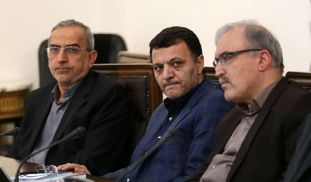 بدرقه رسمی دانش پژوهان به المپیادهای جهانی. (محسن عطایی/فارس)