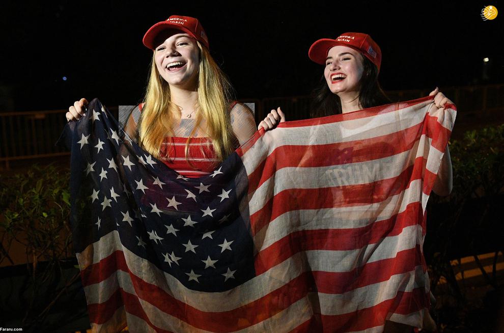 شادی آمریکاییهای مقیم سنگاپور از دیدار تاریخی
