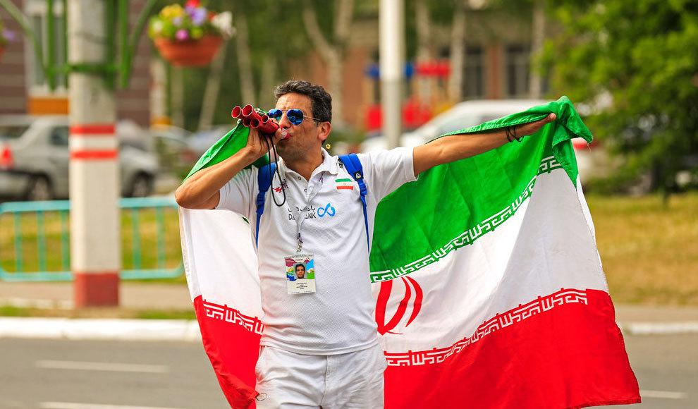 جام جهانی ۲۰۱۸ / اسپانیا ۲ - مراکش ۲. (گتی ایماژ)
