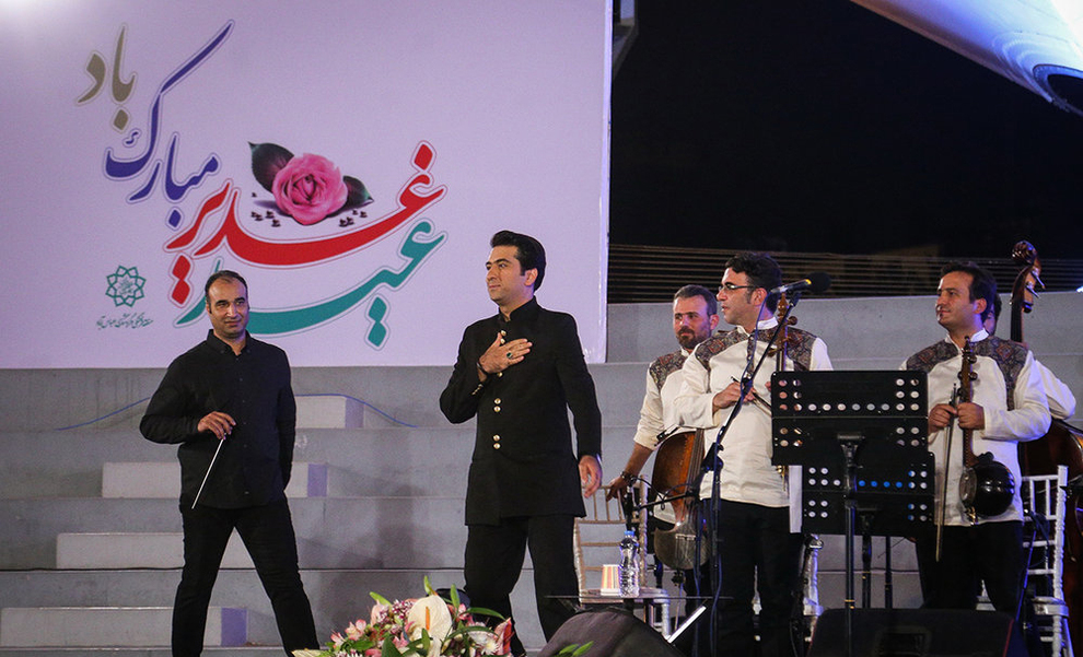 (تصاویر) اولین کنسرت خیابانی در تهران برگزار شد - 6