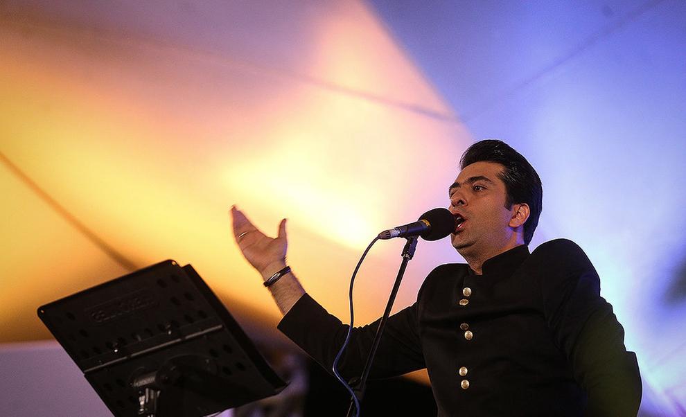 (تصاویر) اولین کنسرت خیابانی در تهران برگزار شد - 14