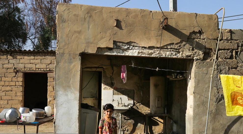 (تصاویر) خطرات تالابهای خشکشده جنوب ایران
