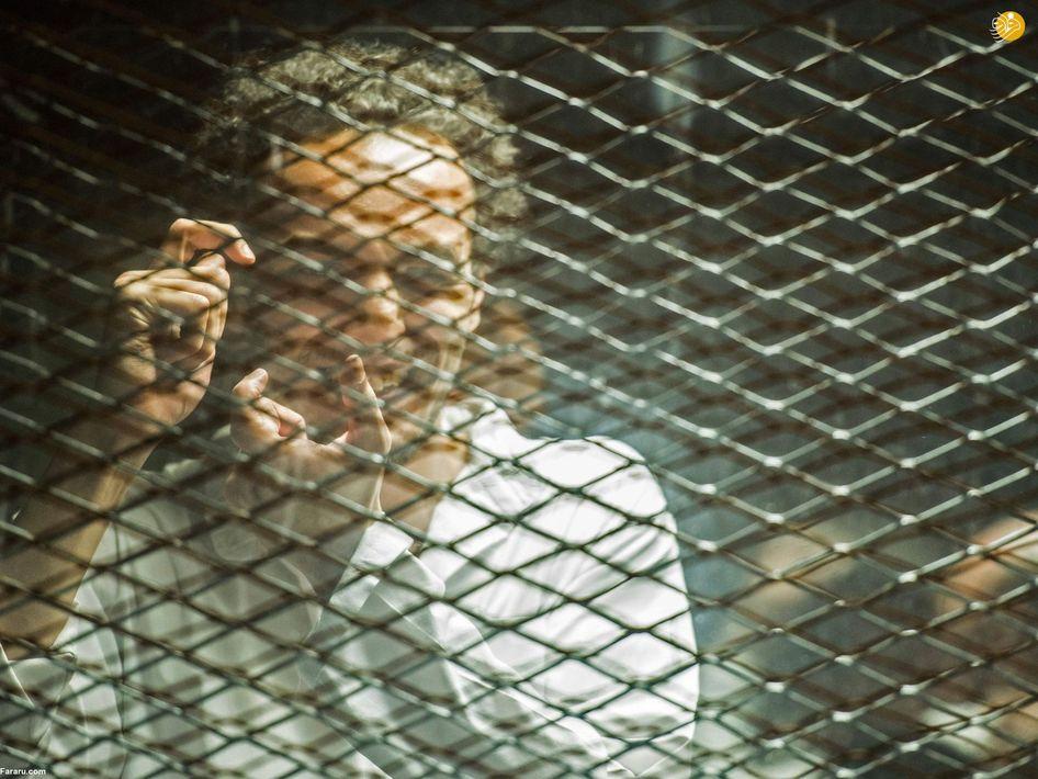 بازدید از آرامگاه تاریخی در جنوب قاهره، مصر. (گتی ایماژ)