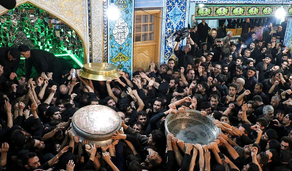 تمرین تیم ملی فوتبال ایران. (احمد معینی جم/ایرنا)