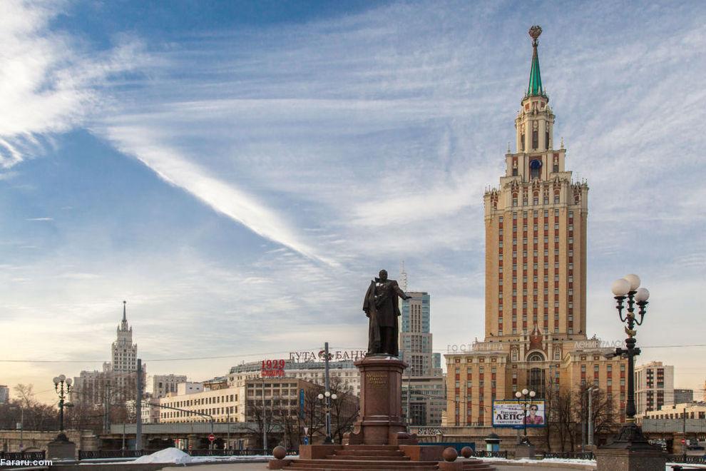 هتل لنینگراد در مسکو