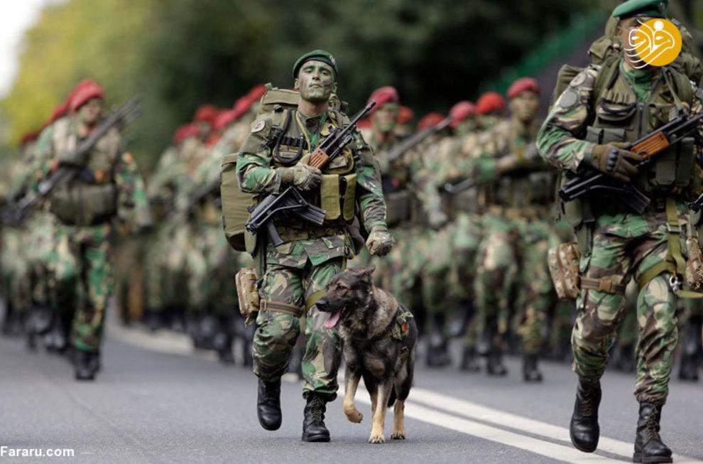 ارتش پرتغال در تاریخ 4 نوامبر دربا حضور 4500 سرباز به تمرین نظای پرداختند تا خود را برای سالگرد جنگ جهانی اول آماده کنند.