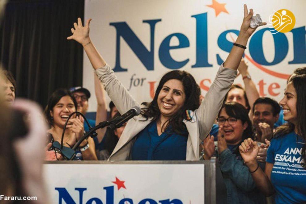 شیرین قربانی، نامزد ایرانی-آمریکایی حزب دموکرات در حوزه دوم انتخابی ایالت یوتا موفق شده است با پیروزی بر رقبای خود وارد مجلس نمایندگان شود.