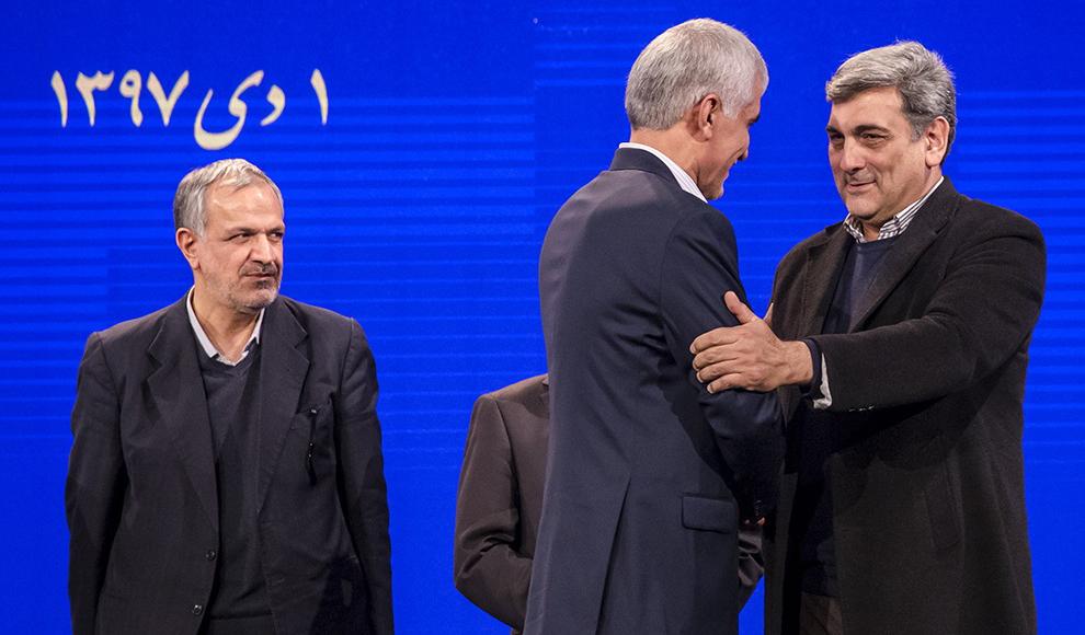 نشست انقلاب اسلامی وچهار دهه همبستگی ادیان توحیدی. (ایرنا/احمد معینی جم)