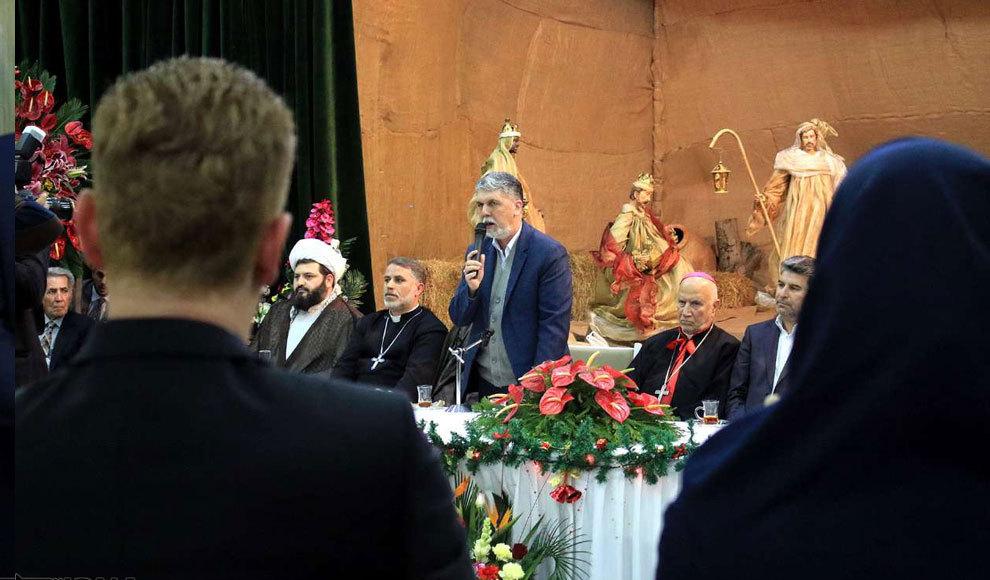 نمایش «اوبو» در تالار حافظ. (فارس/سهیل صحرانورد)