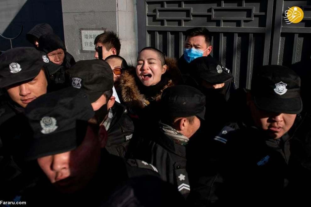 مهاجران نجات یافته مدیترانه در السالیراس، اسپانیا