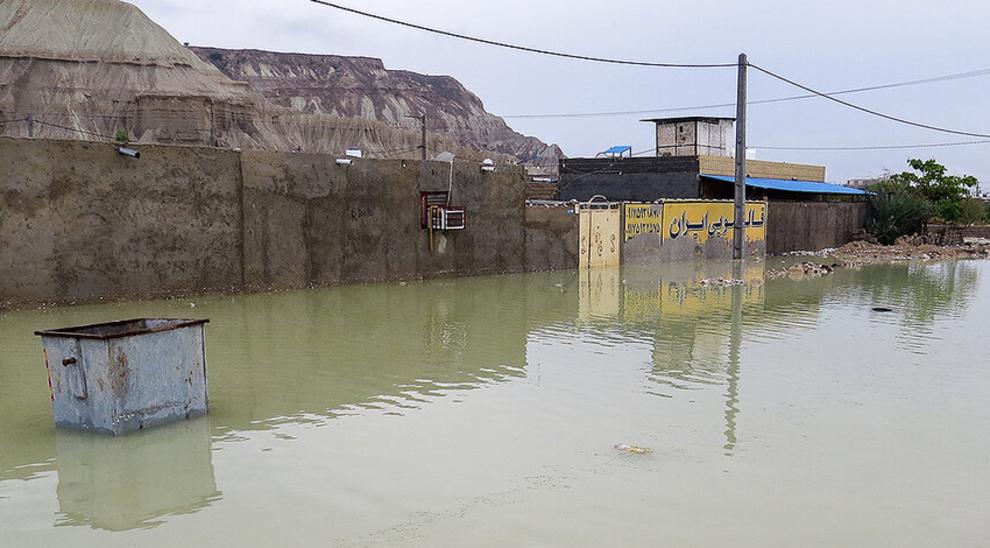 (تصاویر) سیل و آبگرفتگی در جزیره قشم - 3