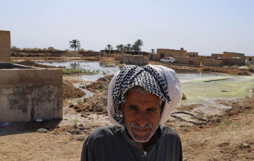 (تصاویر) روستای سیلزده «ابوشلوگ» در شادگان - 31
