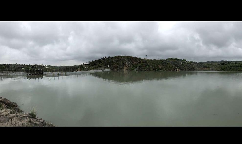 (تصاویر) سرریز شدن آب سد ۴۰۰ ساله مشهد - 16