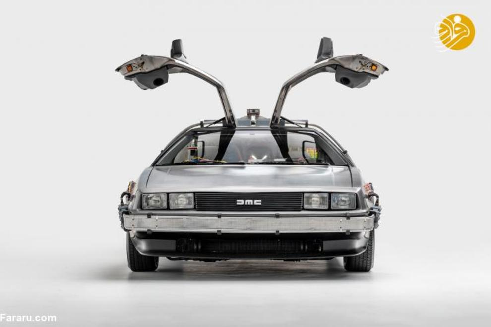 ماشین زمان دی لورن: بازگشت به آینده (۱۹۸۵)، بازگشت به آینده ۲ (۱۹۸۹) و بازگشت به آینده ۳ (۱۹۹۰)