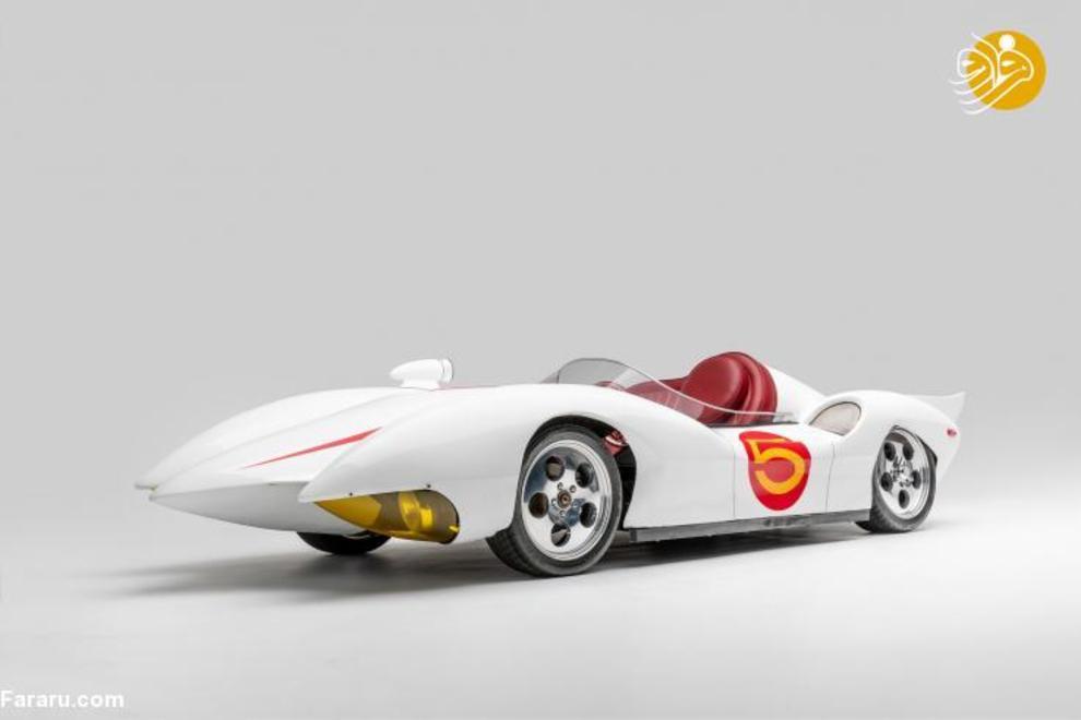 مچ ۵ پروتوتایپ: انیمیشن مسابقه سرعت (۱۹۶۷-۱۹۶۸) و فیلم مسابقه سرعت (۲۰۰۸)