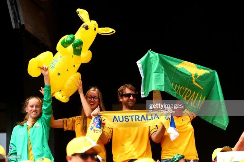 هوداران استرالیا