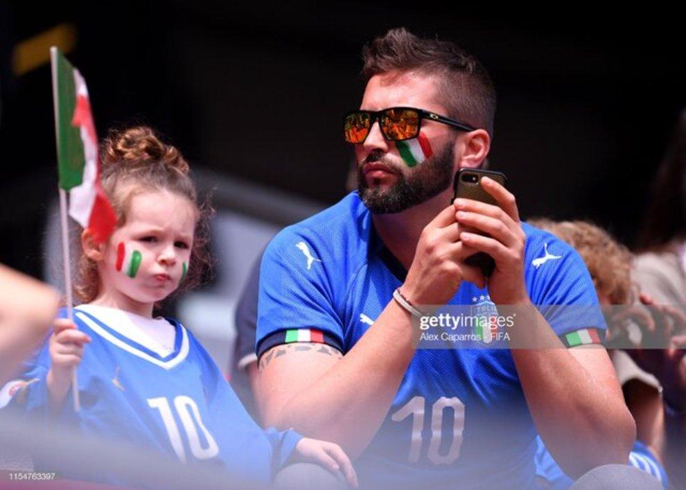 هواداران ایتالیا