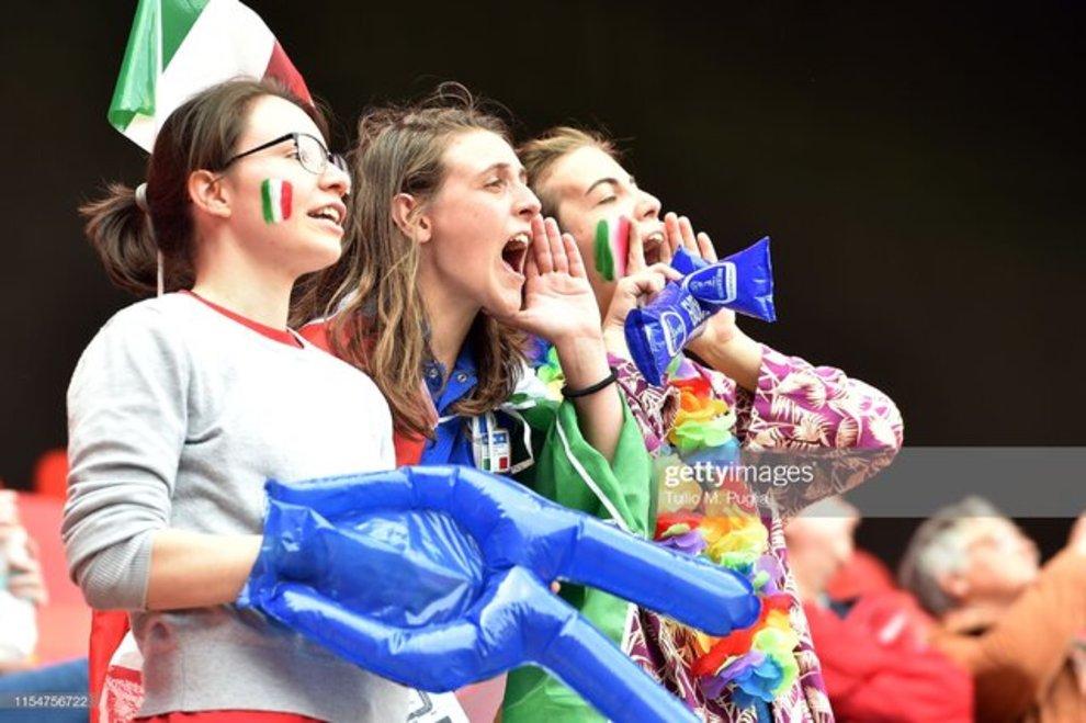هواداران ایتالیایی