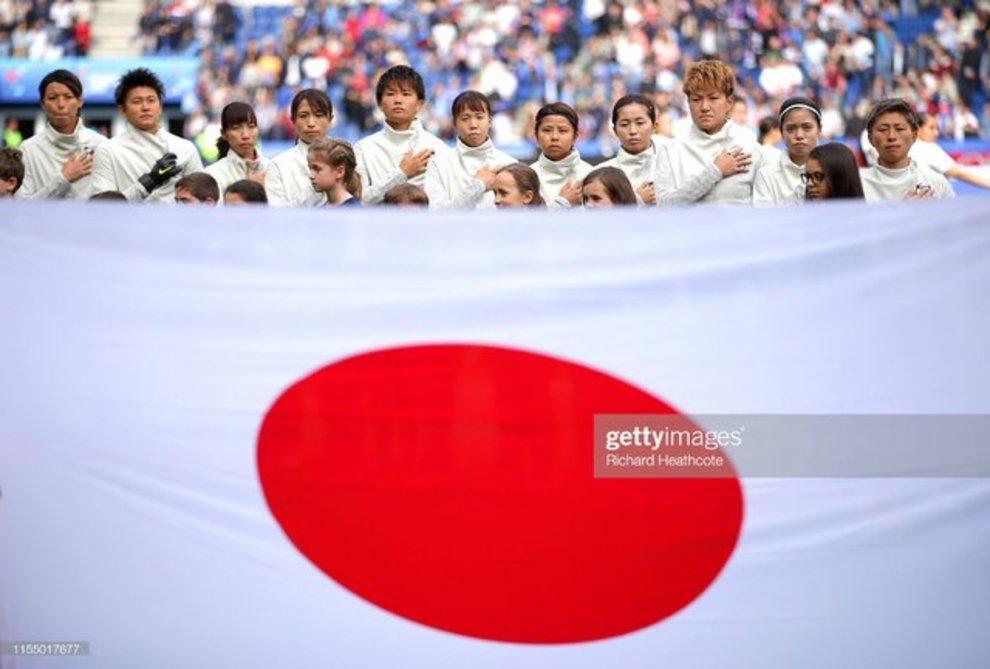 بازیکنان ژاپن