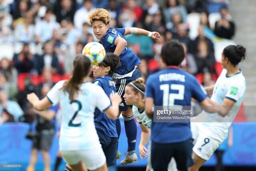 دیدار آرژانتین و ژاپن