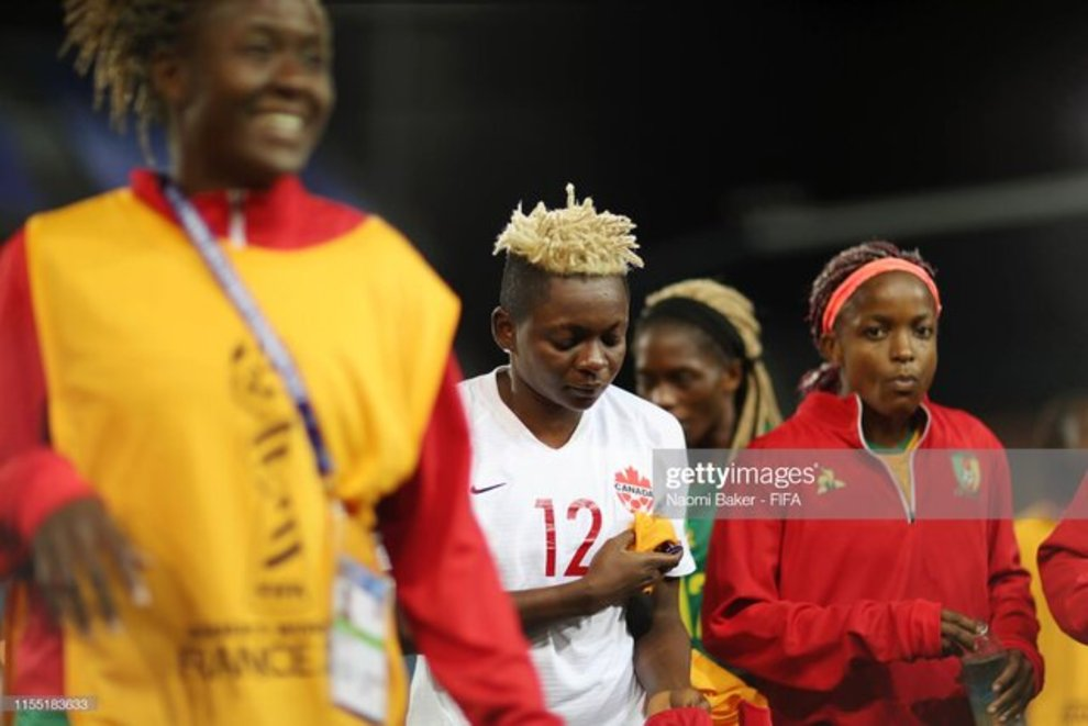 بازیکنان کامرون