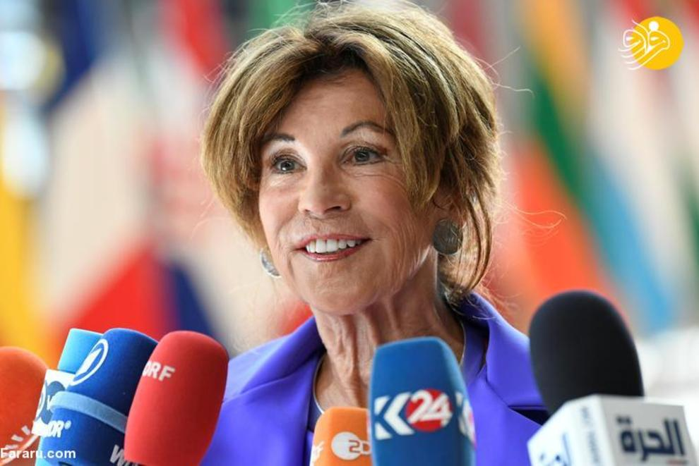 بریگیته بیرلاین صدراعظم اتریش، شروع کار از 3 ژوئن 2019