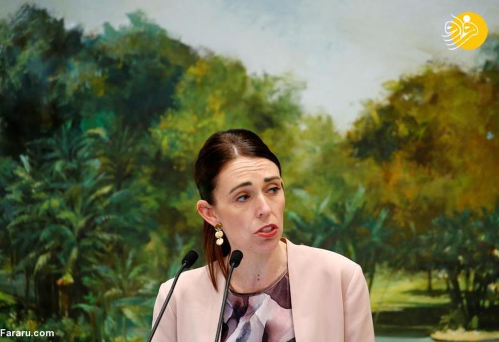 جاسیندا آردرن نخست وزیر نیوزیلند، شروع کار از 26 اکتبر 2017