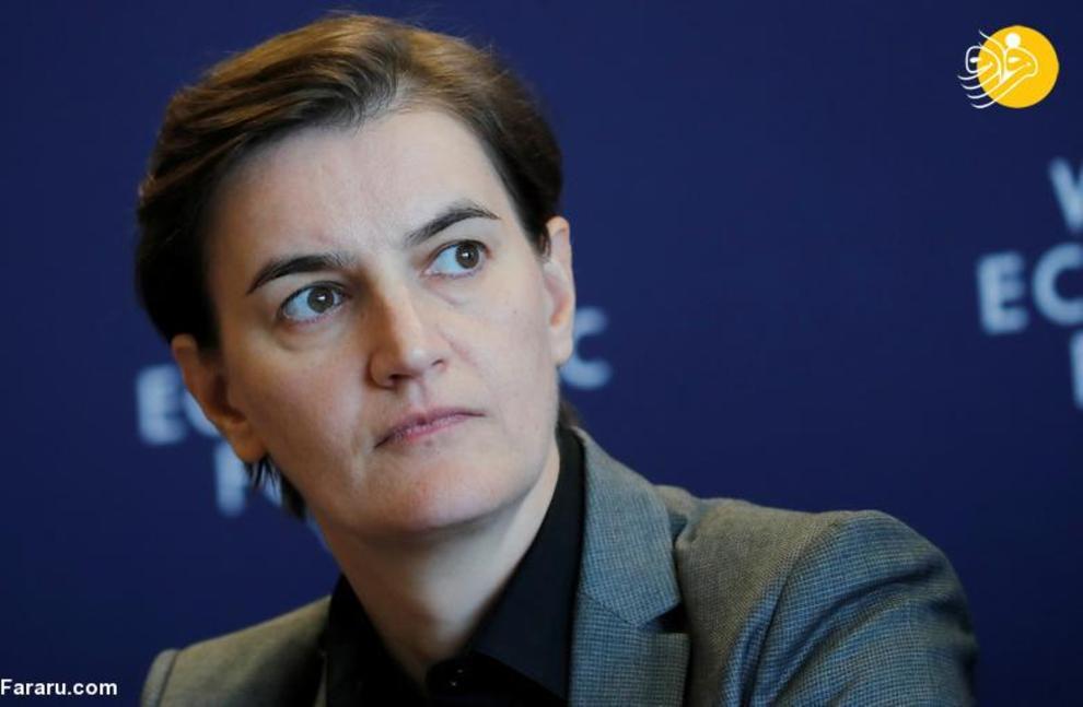 آنا برنابیچ نخست وزیر صربستان، شروع کار از 29 ژوئن 2017