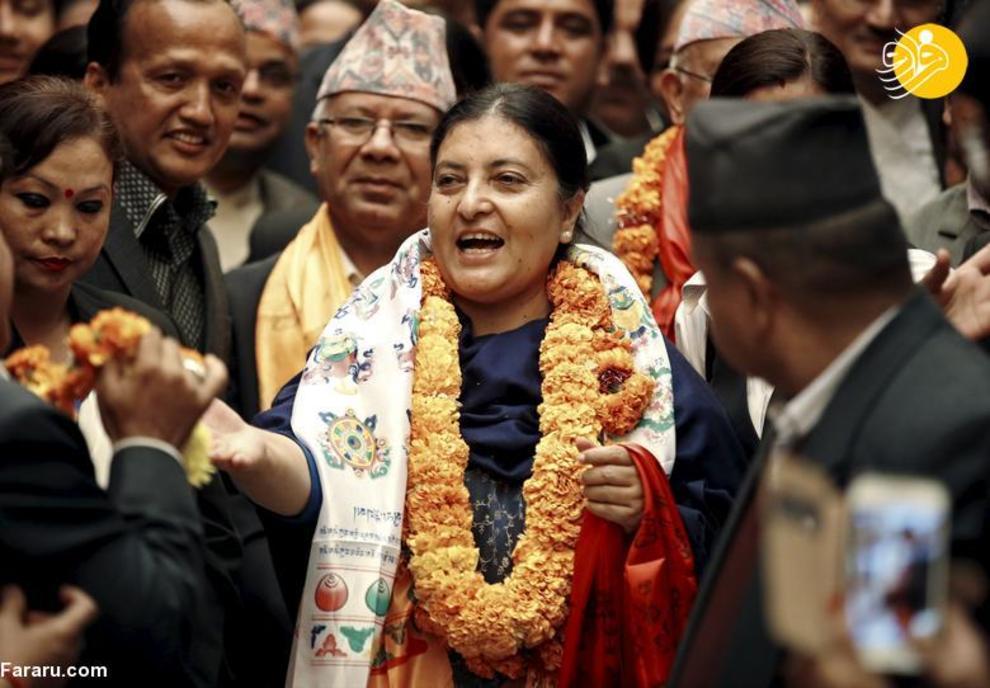 بیدیا دوی بانداری رئیس جمهور نپال، شروع کار از 29 اکتبر 2015