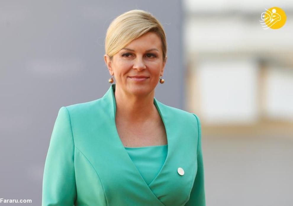 کولیندا گرابار-کیتاروویچ رئیس جمهور کرواسی، شروع کار از 19 فوریه 2015